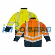 图片 3合1荧光防寒服含荧光内夹克404010 Delta/代尔塔