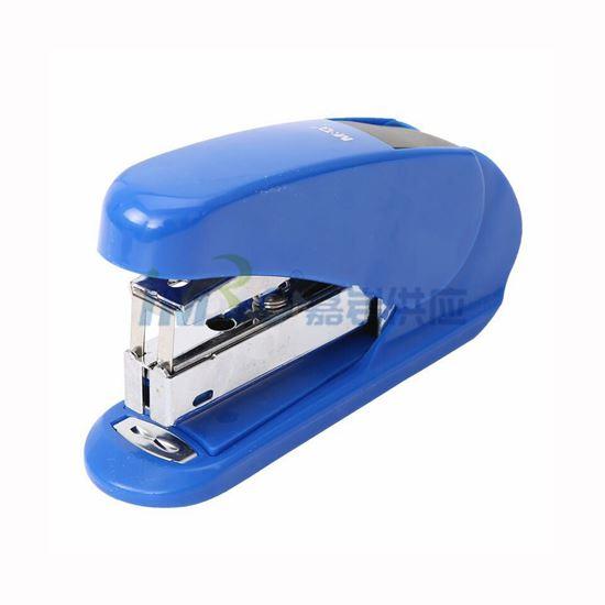 图片 晨光(M&G)ABS92622手握省力型12号订书机订书器蓝色
