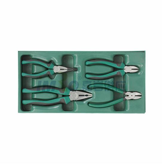 图片 4件套钳子工具托组套9912 Sata/世达