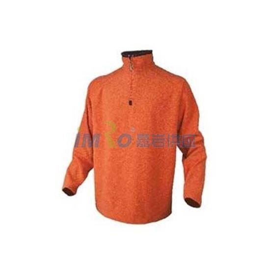 图片 橙色风暴摇粒绒卫衣405426 Delta/代尔塔