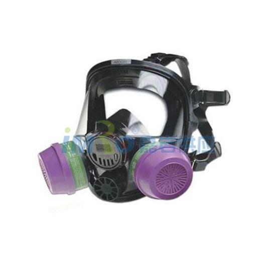 图片 防毒面具7600系列760008A Honeywell/霍尼韦尔