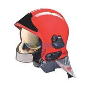 图片 F1SF欧式消防头盔(镍)GAA2221100001-BR35 MSA/梅思安